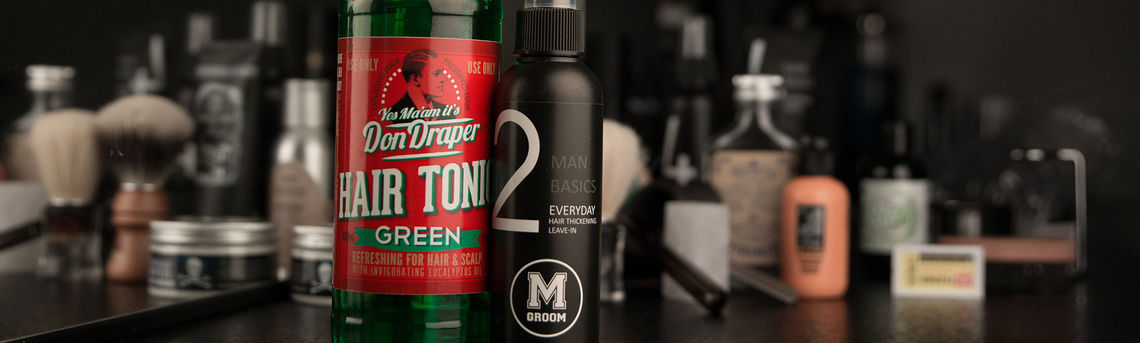 Styling Sprays and Hair Tonics