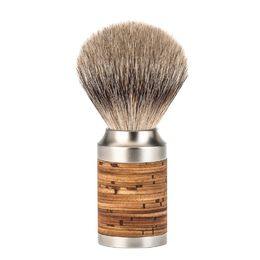 Mühle ROCCA silvertip brush, birch bark