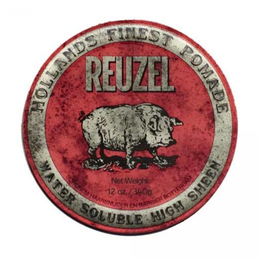 Reuzel Pomade Medium Hold High Sheen - 340g