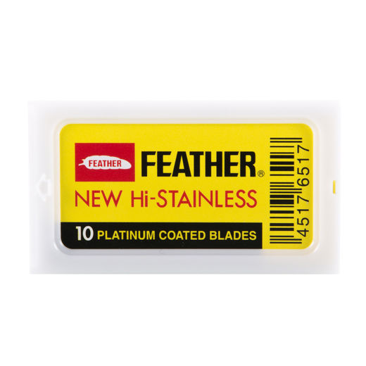 Feather razor blade - 10 pcs