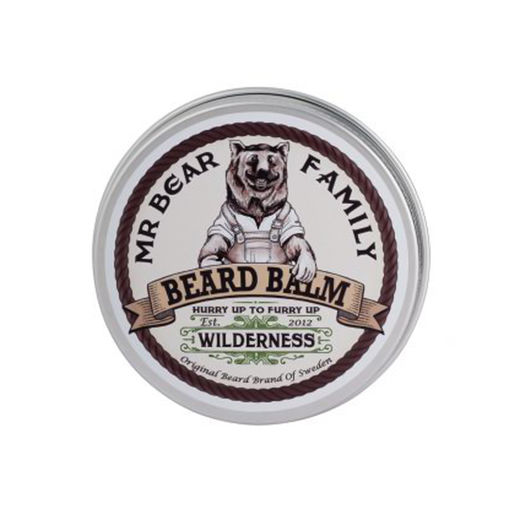 Mr Bear Family - beard balm, Wilderness 60ml
