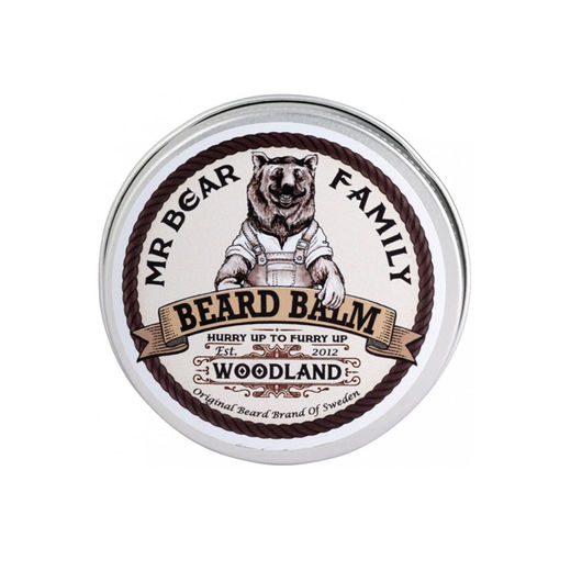 Mr Bear Family - beard balm, Woodland 60ml
