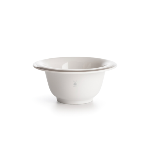 Mühle Shaving Bowl, white porcelain