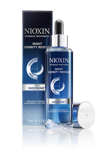 NIOXIN Night Density Rescue tehoseerumi -70ml