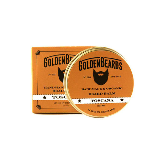 Golden Beards Toscana - beard balm - 30ml