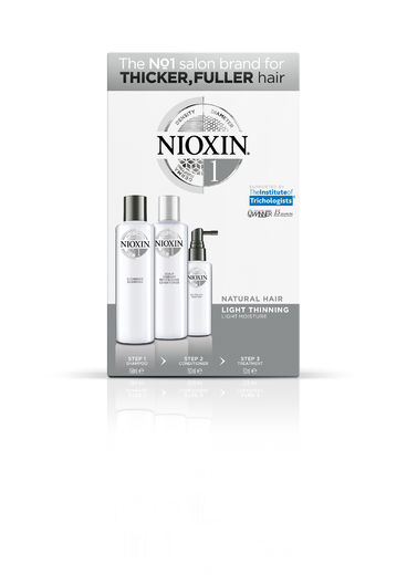 NIOXIN Trial Kit 1 hoitopakkaus -150+150+50ml