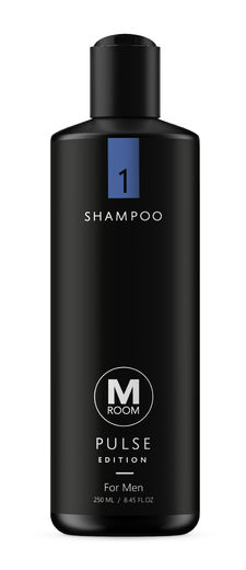 M Room Pulse Shampoo 250 ml