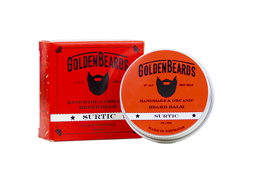 Golden Beards Surtic - beard balm - 30ml
