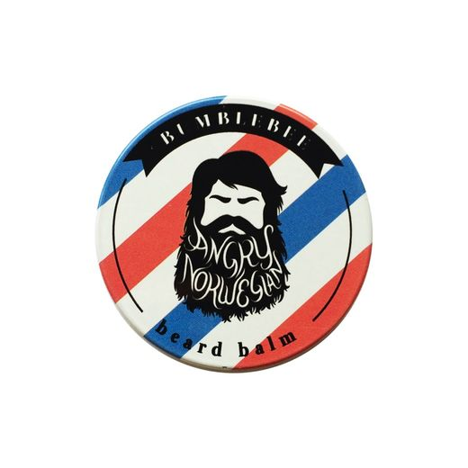 Angry Norwegian BUMBLEBEE beard balm - 30ml