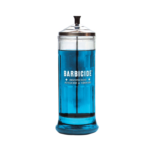 Barbicide glass jar 1100ml