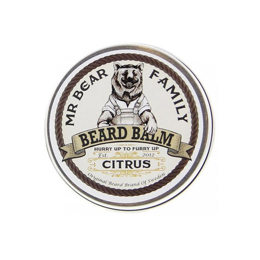 Mr Bear Family - beard balm, Citrus 60ml