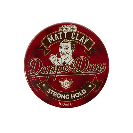 Dapper Dan Matt Clay 100ml