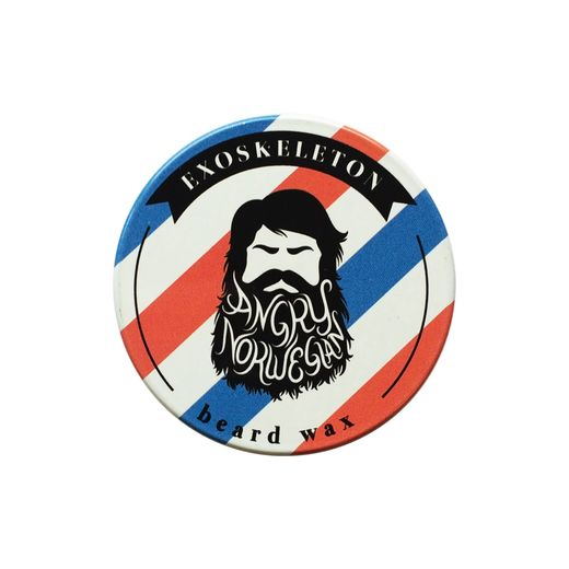 Angry Norwegian EXOSKELETON beard wax - 30ml
