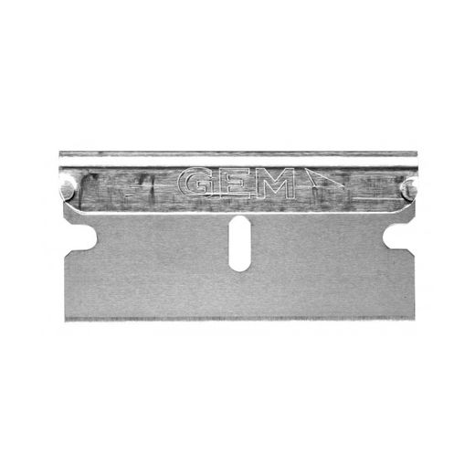 Gem single edge razor blade - 1pcs