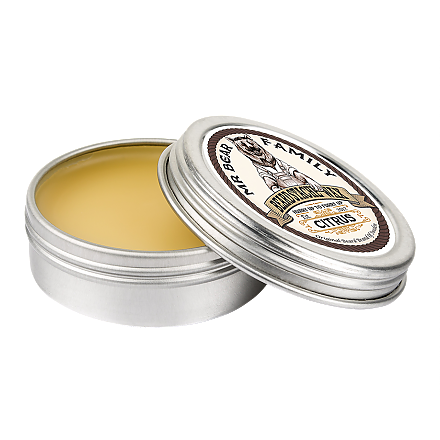 Mr Bear Family - Moustache Wax, Citrus 30ml