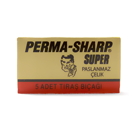 Perma Sharp razor blade - 5 pcs