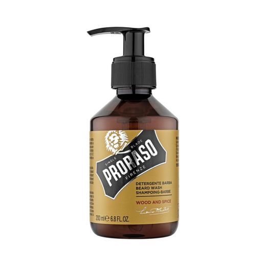 Proraso - beard shampoo Wood & Spice - 200ml
