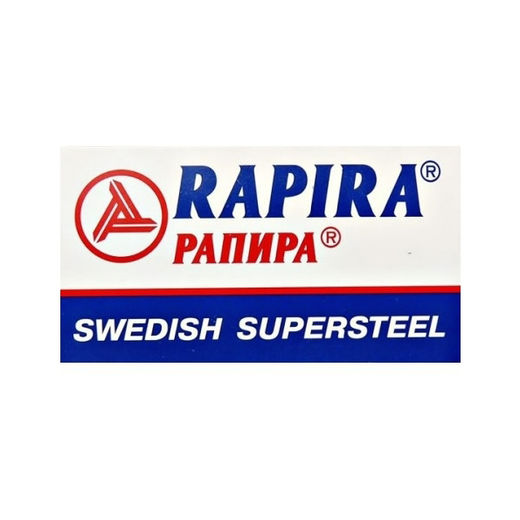 Rapira Swedish Supersteel razor blade - 5 pcs