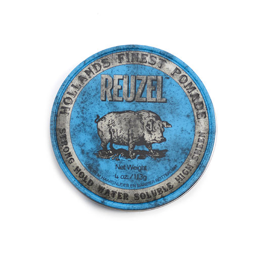 Reuzel Pomade strong hold high sheen - 113g