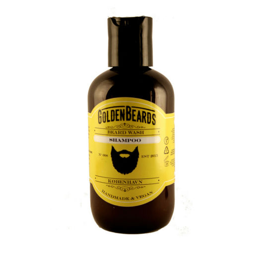Golden Beards Beard Shampoo - 100ml