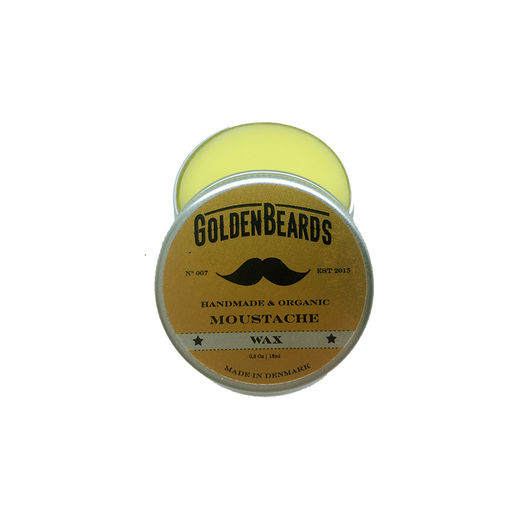 Golden Beards moustache wax - 15ml